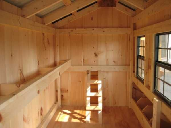 What should be inside my chicken coop google search for Chicken coop interior designs