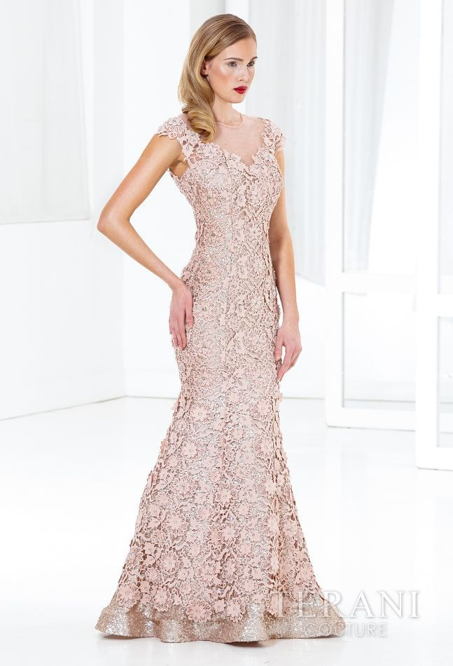 Couture Gowns for Mother of the Bride