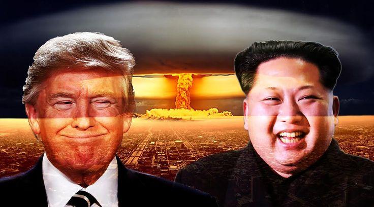 Трамп и Северная Корея: будет ли война маленькой и победоносной http://news.liga.net/articles/world/14715702-tramp_i_severnaya_koreya_budet_li_voyna_malenkoy_i_pobedonosnoy.htm  В результате развития ракетно-ядерной программы КНДР США больше не могут бездействовать:  Дональду Трампу придётся выбрать - переговоры или война