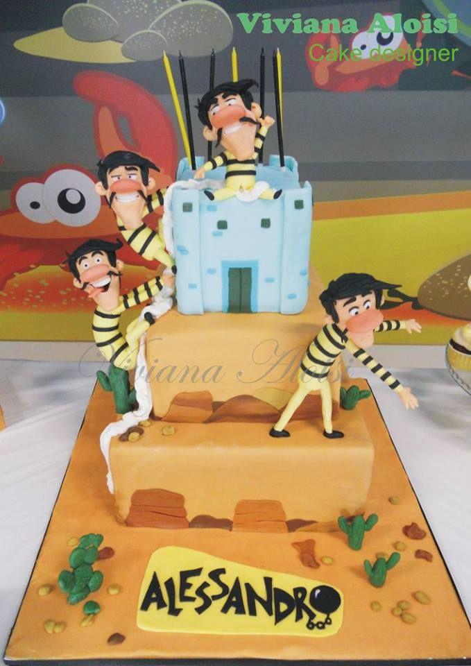 Fratelli Dalton cake Brothers Dalton cake