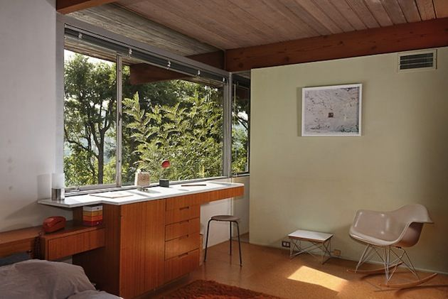 1,000 Square Foot Richard Neutra Designed Hailey Residence (4