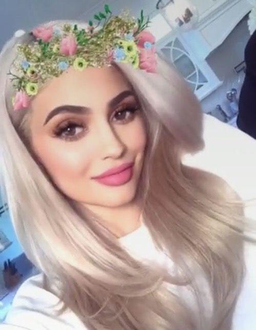 On Pinterest @ kitkatlovekesha ♡ ♡ Pin: Snapchat ~ Kylie ...