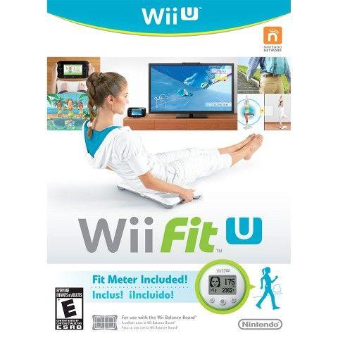 Wii Fit U + Meter (Nintendo Wii U)