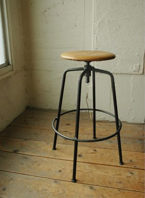 Sutto Stool via Truck furniture