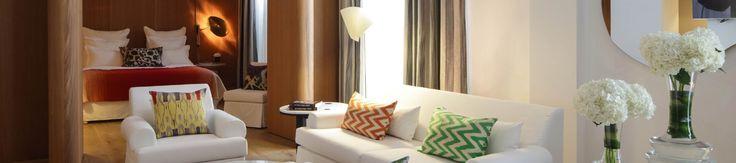 Suites | Hotel Vernet Champs Elysées