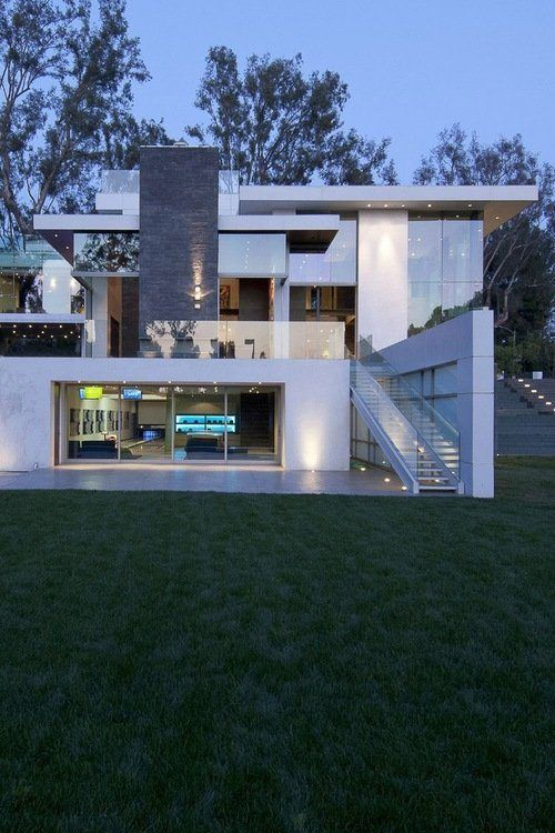 298 best Modern House Designs images on Pinterest | Architecture ...