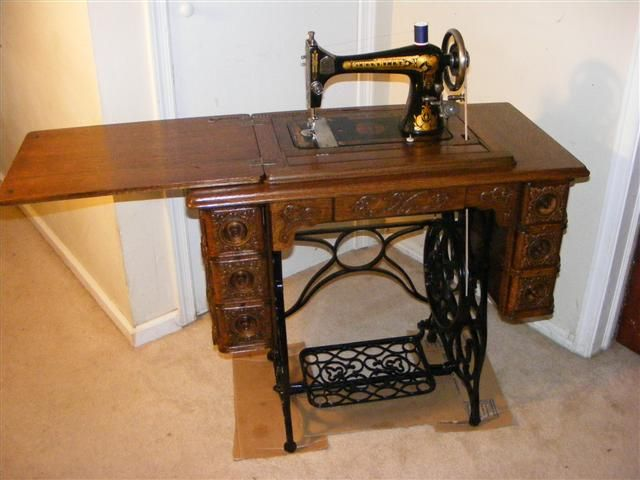 Price Of Treadle Sewing Machine | Sewing Machine Steve""