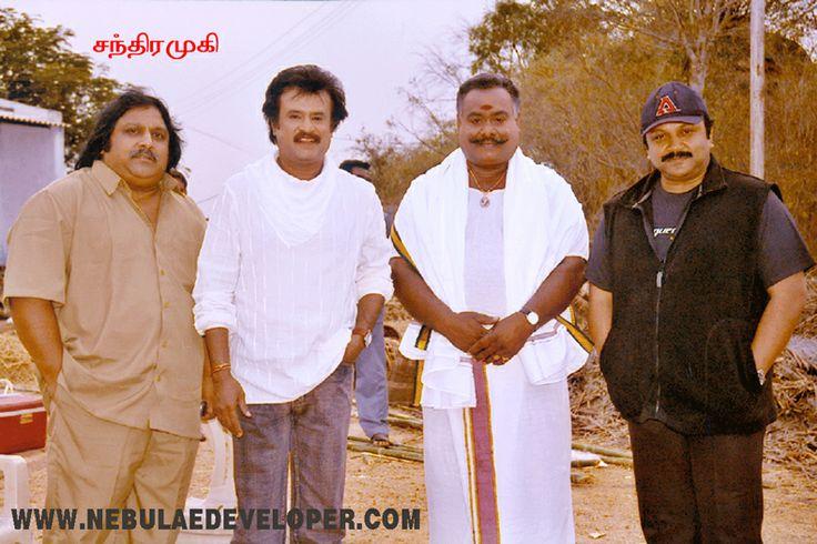 super star mr.rajini, mr.brabhu actor and film maker, and me (sivanarayanamoorthi)
