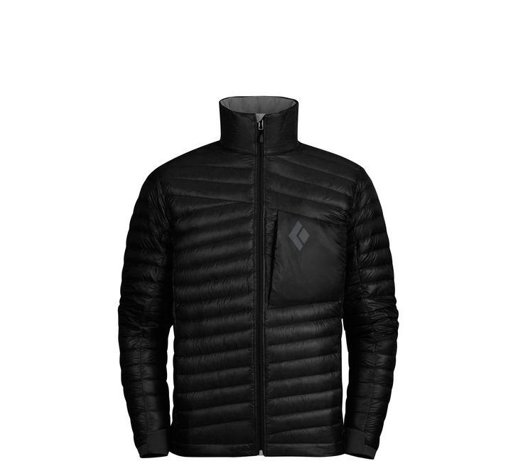 M's Hot Forge Eiderdown Jacket - Black Diamond Ski Gear