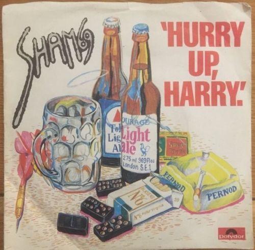 Sham-69-Hurry-Up-Harry-7-inch-single