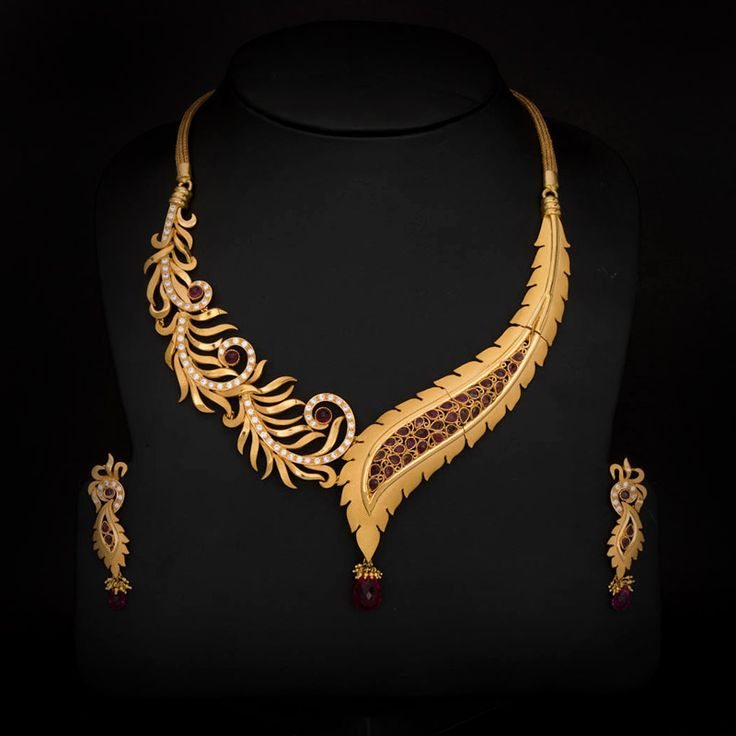 Best 25+ Indian Gold Necklace Ideas On Pinterest | Necklace Designs In  Gold, Indian Jewellery Design And Temple Jewellery