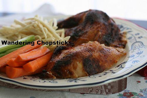 Wandering Chopsticks: Vietnamese Food, Recipes, and More: Sriracha Buffalo Roast Chicken