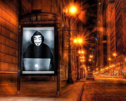 Anonymous ~ We ARE Everywhere