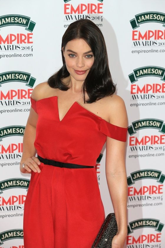 Margot Robbie becomes a brunette at Jameson Empire Awards