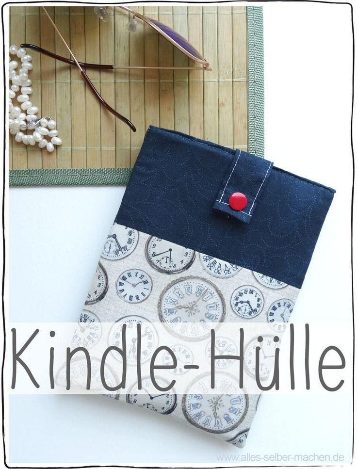 [Tutorial] Kindle-Hülle – ALLES selber machen