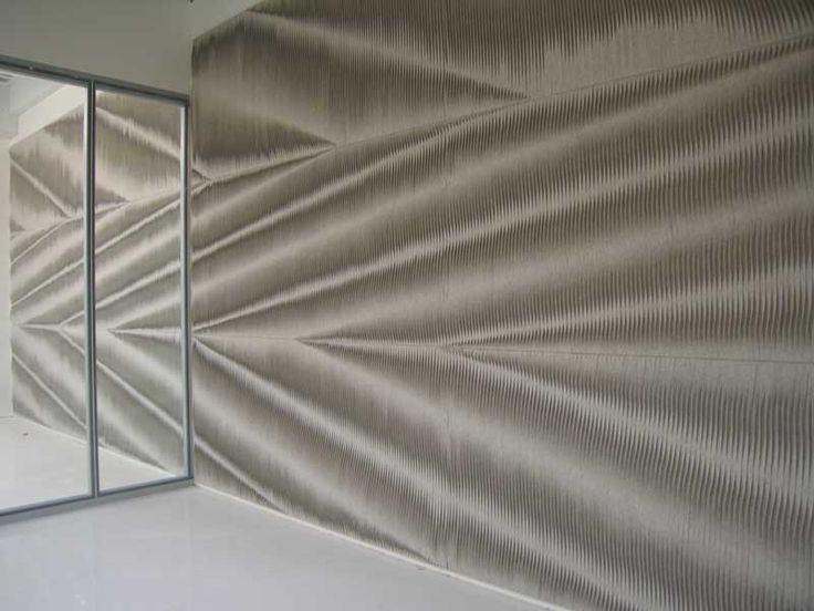 Wool felt decorative acoustical panels LEAF Leaf Collection by Anne Kyyrö Quinn   design Anne Kyyrö Quinn