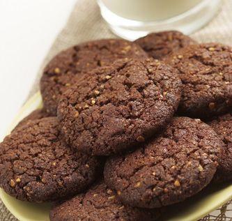 Μπισκότα με ψηφίδες σοκολάτας