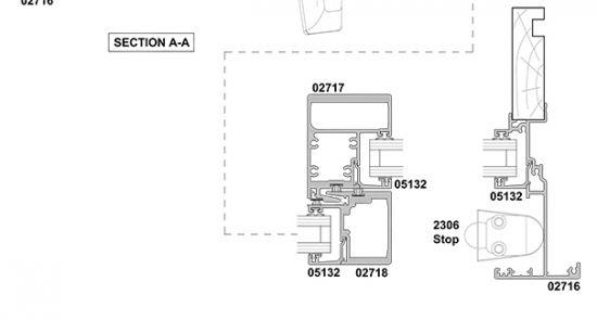 Vantage Residential External Sliding Door - Vantage Aluminium Joinery - EBOSS