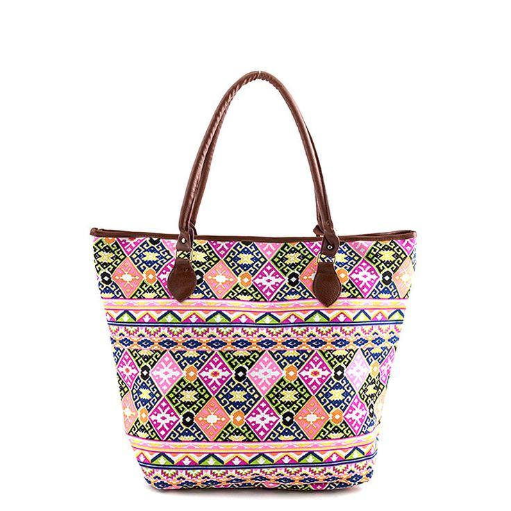 Dazzling Aztec Tote Bag