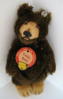 steiff teddy-baby