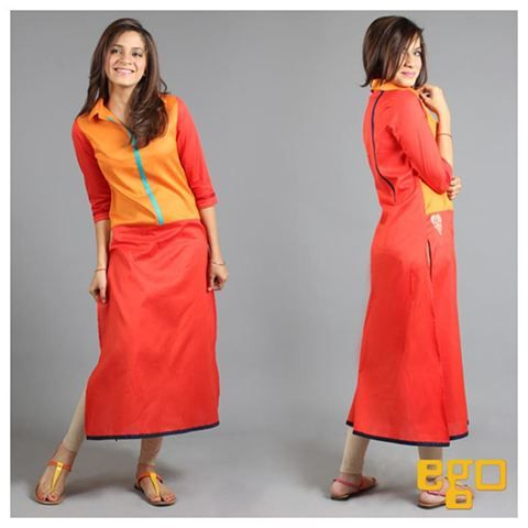 Ego Latest Dresses for Girls