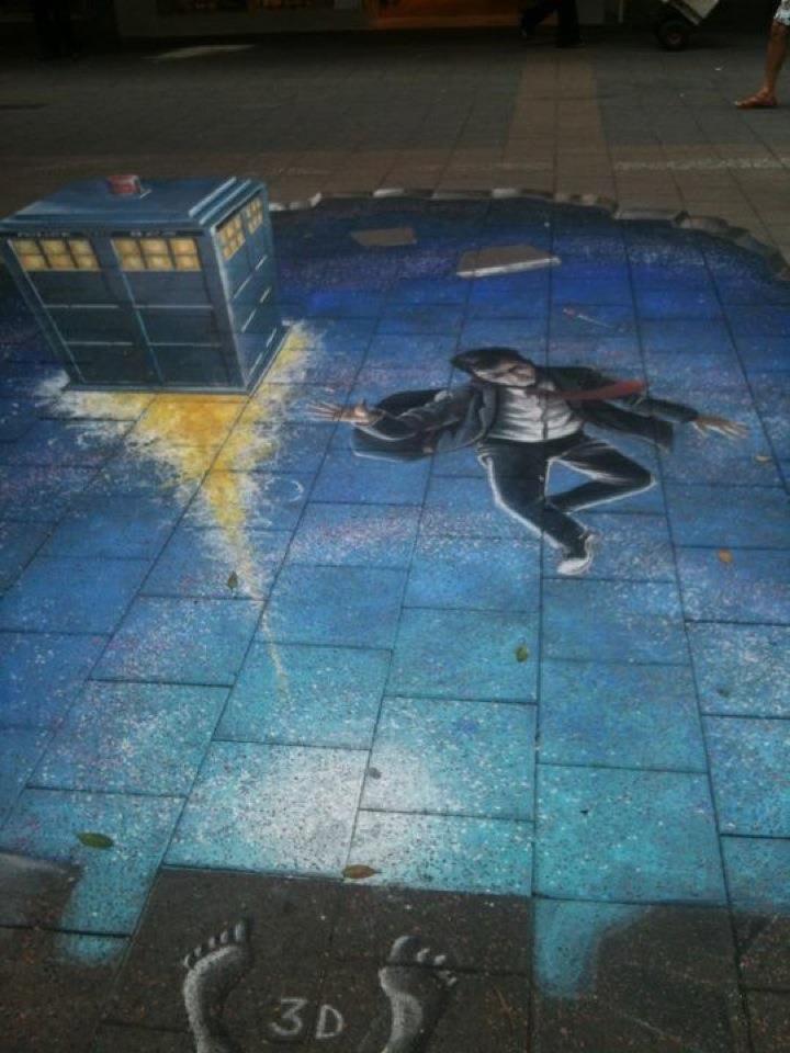 Street Art, Rundle Street, Adelaide