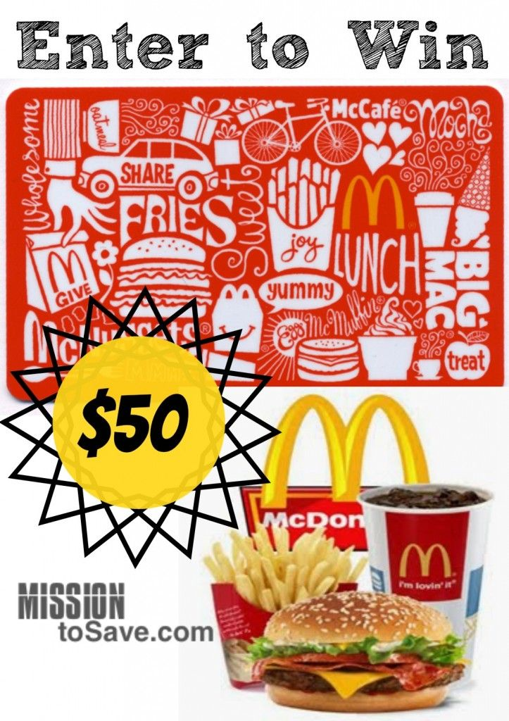 mcdonalds gift certificate booklets canada | lamoureph blog