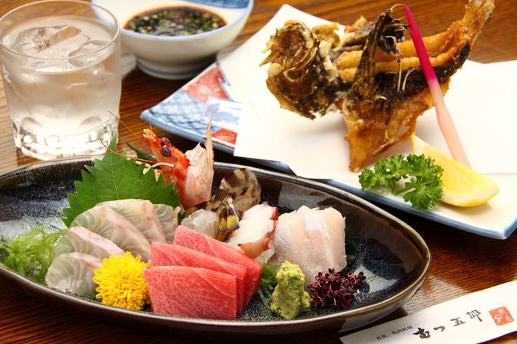 馬肉・活魚 むつ五郎  ℡096-356-6256