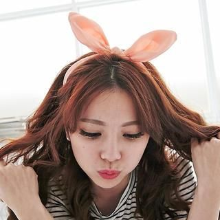Buy 'BAIMOMO – Rabbit Ear Headband' with Free International Shipping at YesStyle.com. Browse and shop for thousands of Asian fashion items from Taiwan and more!