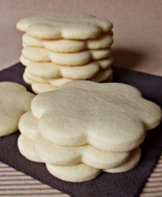 Citromhab: Citromos keksz