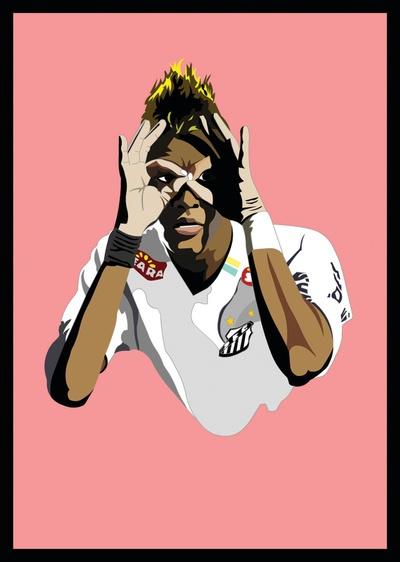 Visit @Miniboro_dotcom for some great original, soccer centric art.