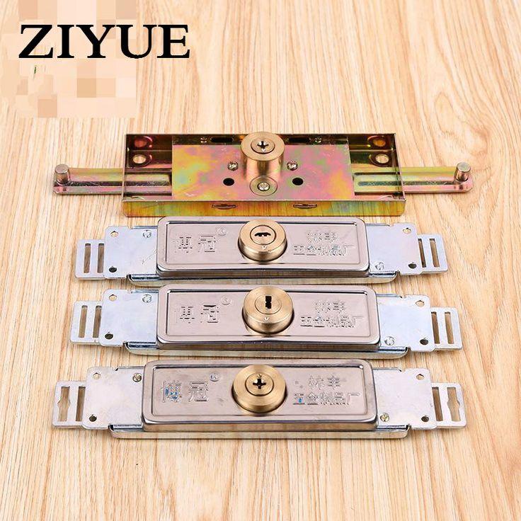 Free Shipping Multi Model Stainless Steel Anti Prizing Plug Core Rolling Shutter Cross Door Lock
