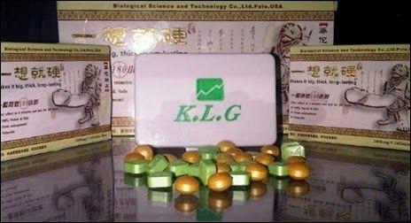 Obat Pembesar Penis KLG Pill