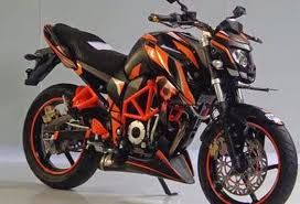 Image result for yamaha fz16 modified