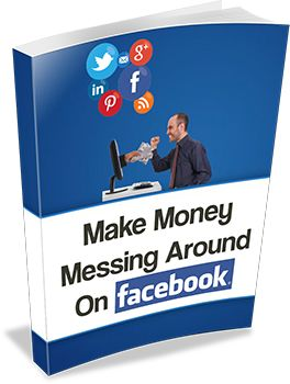 In this short guide you are going to learn exactly how you can start earning money in as little as 24 hours, doing the things that you already do on Facebook!