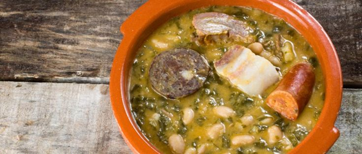 This hearty Spanish meal that's healthy and full of flavor.