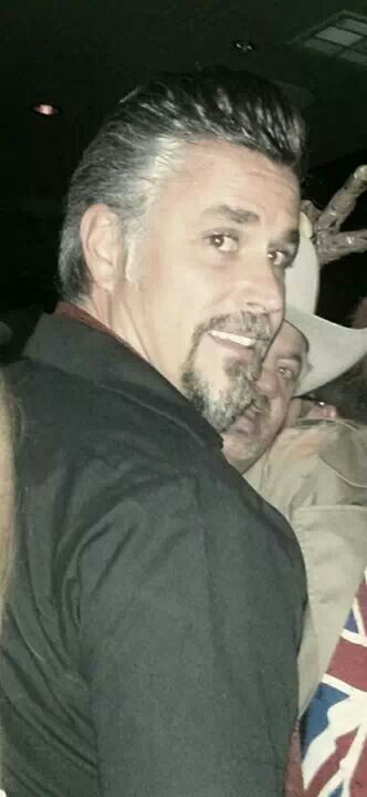 Richard Rawlings at the Halloween bash at GMBG! My favorite picture I got that night!