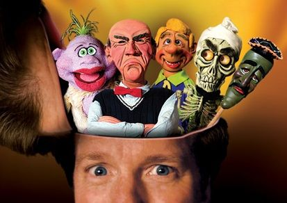 Jeff Dunham Puppet Names   Jeff Dunham and his many characters