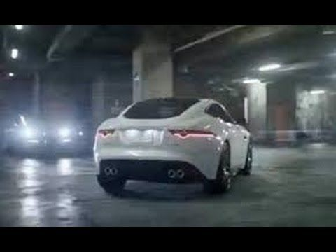 Seriously? Safety police are  worried about this ad? Jaguar Banned Rover: Carmaker Rapped Over Ad : Jaguar 2014 - YouTube