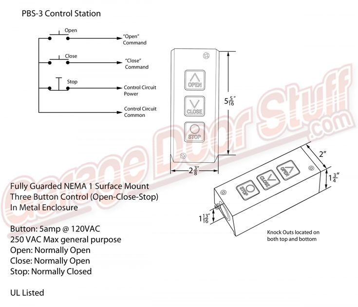 17  Electric Roller Door Wiring Diagram