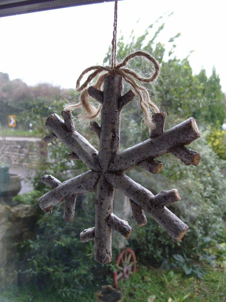 Primitive Wooden Christmas Trees