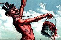 К чему рога посланцу Сатаны? https://mensby.com/life/interesting/994-568  Образ Антихриста, растиражированный в современной культуре в фильмах, стал для нас столь же привычным, как граф Дракула или Фредди Крюгер.
