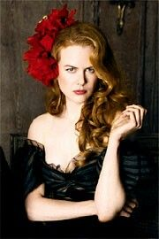 Nicole Kidman in Moulin Rouge 2001 with Ewan McGregor, John Leguizamo