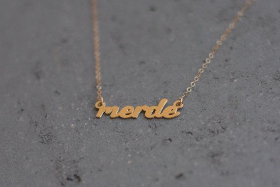 Looking for a cute statement piece just for you? This gold