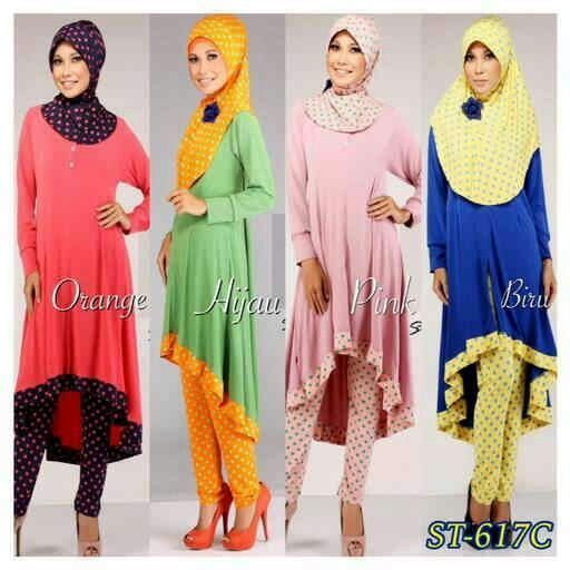 Style muslimah