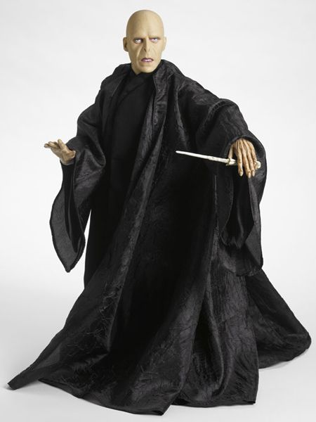 Voldemort in Robes Tonner Doll - Name of Doll: Voldemort -- Actor's Likeness: Ralph Fiennes