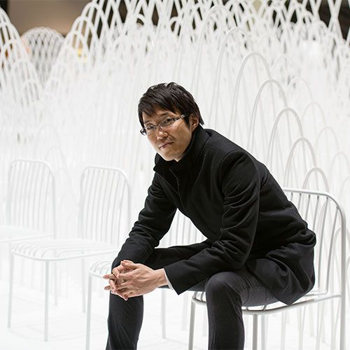 Moving Mountains: Guest of Honor Nendo at the Stockholm Furniture Fair