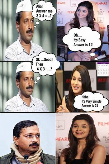 Top Alia Bhatt Trolls...Publicity or bollywood movie promotion? #maverickforlife