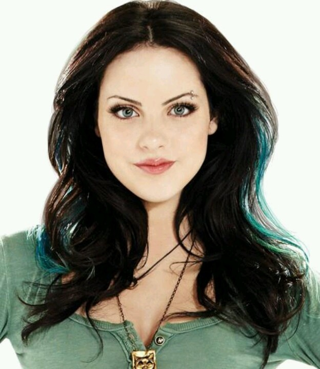 Elizabeth Gillies -  to play Stormer of the Mizfits would be awesome. Pretty girl with an edge. She can sing. And shes the right age.