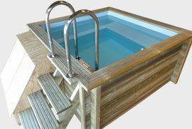 Les 294 meilleures images du tableau piscines jacuzzi sur for Construction piscine nevers
